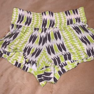 acacia swimwear silk shorts